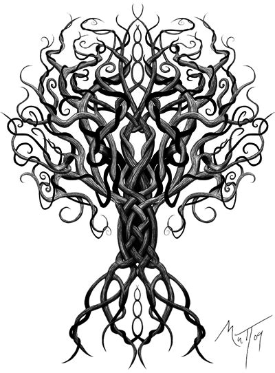 Download Celtic Tattoos High-Quality Png HQ PNG Image