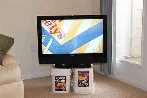 creative tv mounts creative tv stand ideas smart home designs
