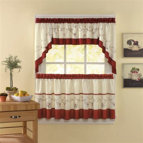 Tuscany Kitchen Curtains Tuscan Kitchen Curtains For A Vibe Kitchen Edit