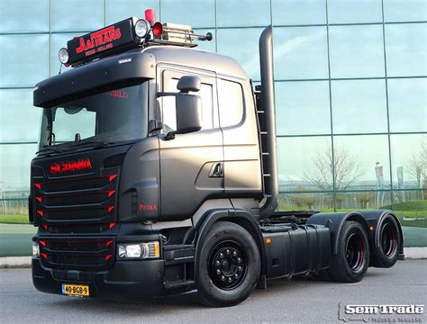 scania scania r580 v8 6x2 6 special showtruck year