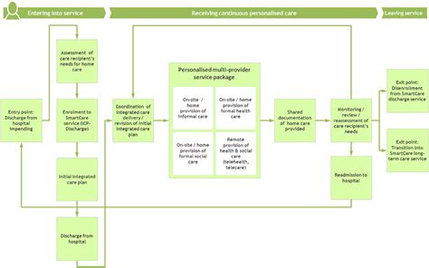 integrated care plan template hospital discharge