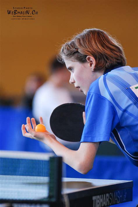 evian tennis de table tournoi pingpong tennis de table evian amanda
