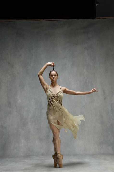 misty copeland yoga ballet dancer recreates the paintings of edgar degas