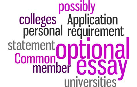 common app essay sle college admissions applying to college