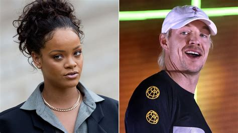 rihanna house music diplo rihanna compared my music to reggae song in airport rolling stone