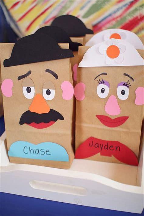 Paper Bag Arts And Crafts For - best 25 paper bag crafts ideas on paper bag
