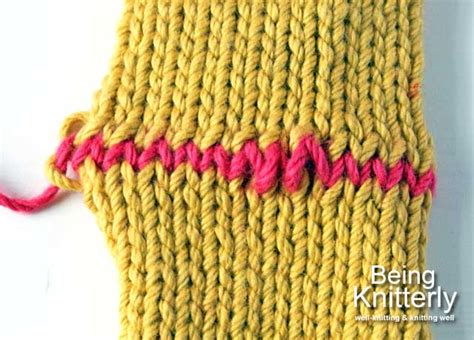kitchener knit stitch kitchener stitch or grafting for right handed knitters