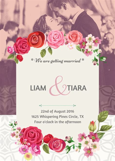 Which is the best site to design online wedding invitation