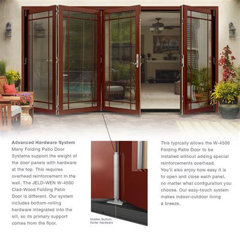 sliding patio door home depot jeld wen 74 5 in x 96 375 in w 4500 series left