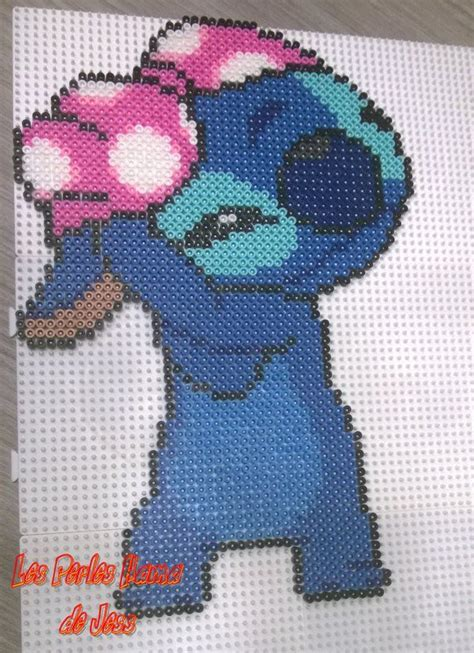 stitch perler 77 best images about lilo and stitch on disney