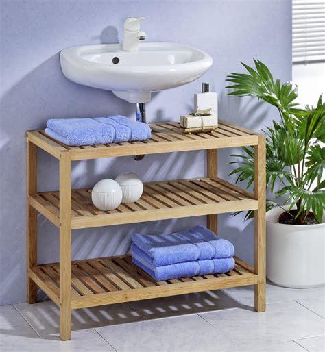Badezimmer Unterschrank Regal by Waschbeckenunterschrank Regal Badezimmer M 246 Bel Und