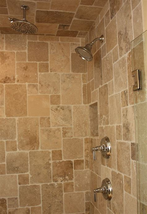 bathroom travertine tile design ideas bathroom design by matthew krier of design group three