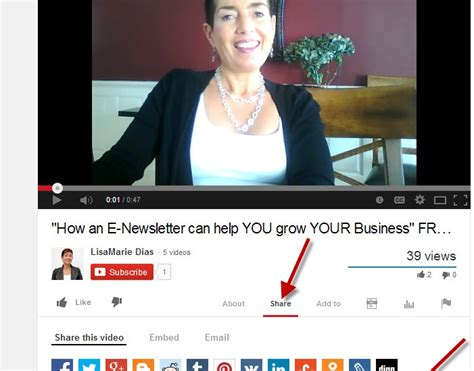 blogger newsletter tutorial adding video to your constant contact e newsletter