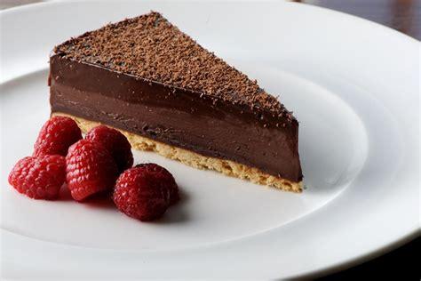 Large Creme Brulee by Chocolate Tart