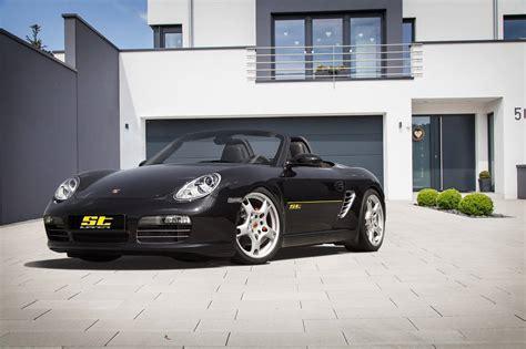 Tieferlegung Porsche 996 by St Suspension Kits For Porsche Boxster And Cayman 987 Kw