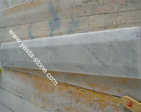 marble laminate granite threshold honed marble threshold