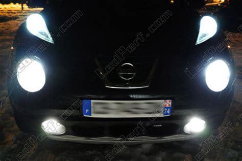 Lu Led Nissan Juke pack oules de feux phares xenon effect pour nissan juke