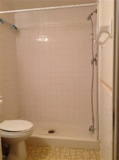 bathtub liners shower liner installation at the home depot