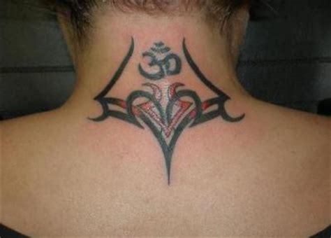 girly neck tattoos designs for neck and trends