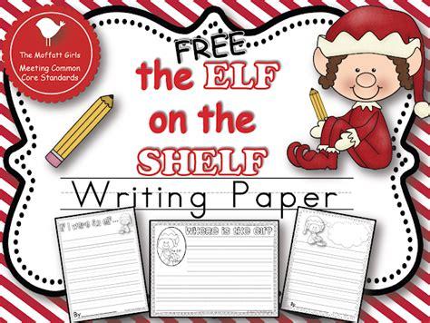 free printable elf on the shelf stationary freebielicious elf on the shelf writing paper