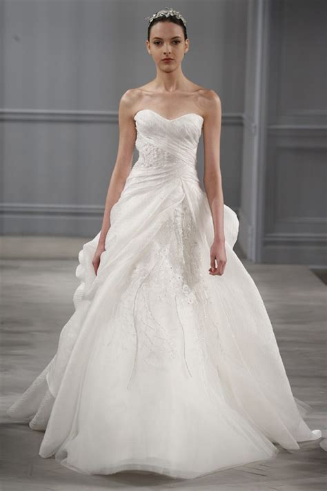 04 Set Prety Dress 2014 lhuillier wedding dresses collection new