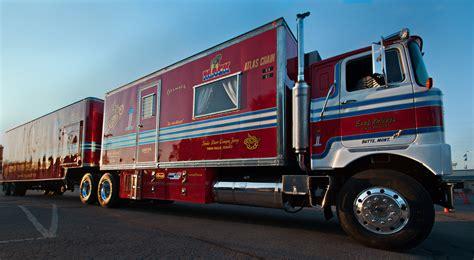 amck k mack partnership to revive evel knievel s legacy truck news