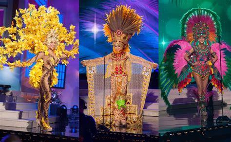 imagenes de miss universo honduras los trajes t 237 picos del miss universo 2014 diario la prensa