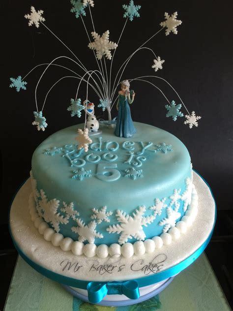 Frozen Single frozen cake 2 cakecentral