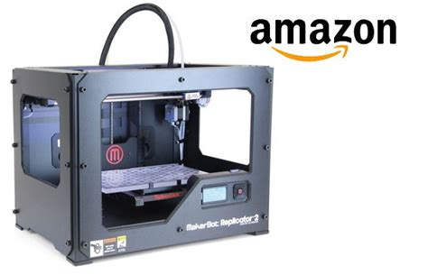 3d amazon makerbot to sell on amazon 3d printing store tct magazine