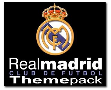 theme changer line real madrid themes for windows 7 windows 8 real madrid theme for