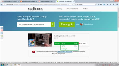 download youtube pakai hp cara download video di youtube via hp pc sengkahanku