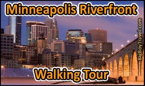 walking minneapolis minneapolis riverfront mill district walking tour map free