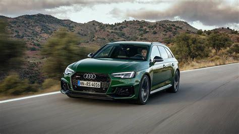 Audi Rs4 Avant by 2017 Audi Rs4 Avant Drive Motor1 Photos