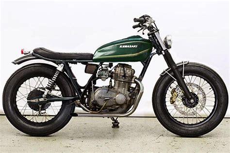 matratzen angebote 2 für 1 1977 kawasaki kz400 cafe racer rides w two wheels