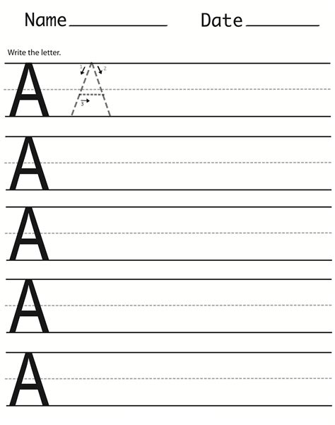 printable uppercase letters worksheets capital letter print out 1000 images about letters for