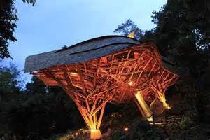 Treehouse Edinburgh - sustainable architecture news building e architect