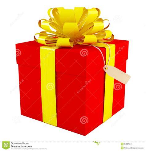 imagenes reflexivas de regalo caja de regalo roja grande im 225 genes de archivo libres de