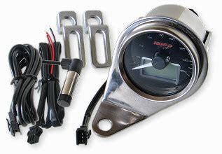 Kabel Spidometer Rr koso digital speedometer 216 55mm 12volt k 248 b til billig pris