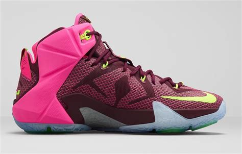 nike lebron 12 helix detailed look release