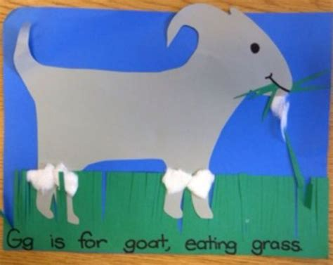 goat craft for 7 best images about goat crafts on the goat