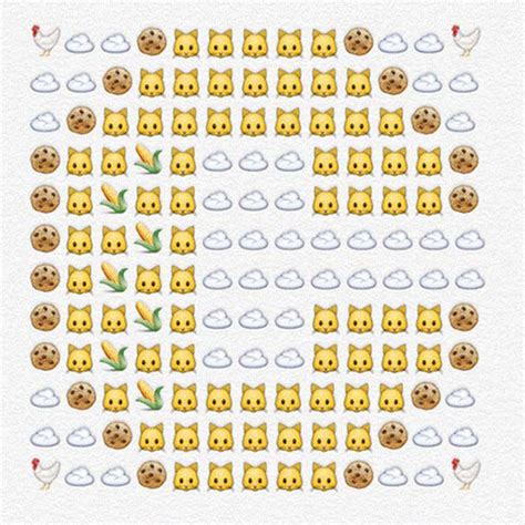 Letter Using Emoji The Definitive Emoji Alphabet Design News Paste