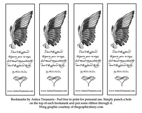printable bookmarks with inspirational quotes printable bookmarks with quotes quotesgram