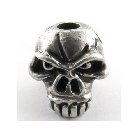 Jumbo Skull emerson jumbo skull bead pewter