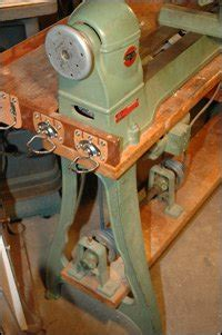 Delta 1460 Wood Lathe Old Woodworking Tools Net