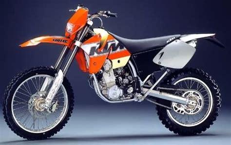 2000 Ktm 400 Exc Ktmaddict Fr 100 Ktm Ktm Les Fiches Techniques Moto