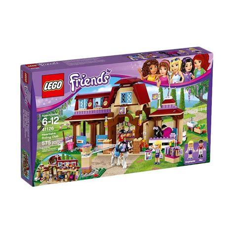 Produk Terlaris Mainan Lego Brick Friends Isi 199 Pcs jual lego friends 41126 heartlake club mainan blok puzzle harga kualitas