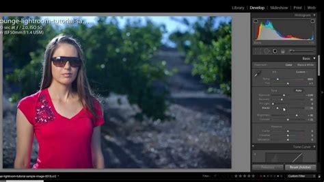 lightroom skin tone tutorial how to color correct portraits and skin tones lightroom