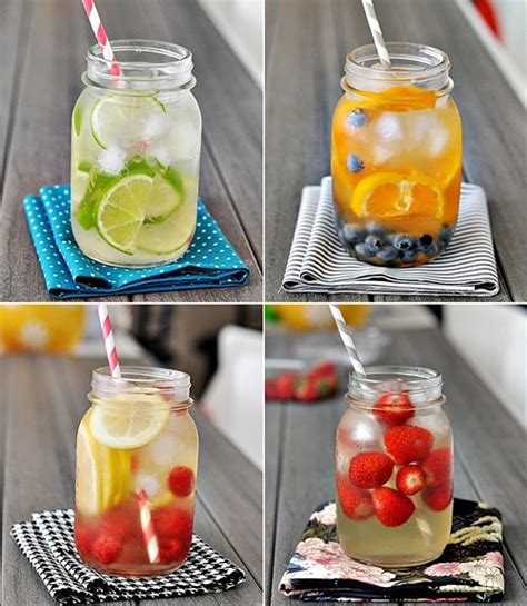 membuat infused water jeruk nipis note september 2013