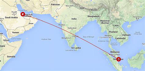 qatar airways   doha singapore   airlinersnet