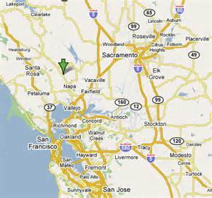 where is yountville california on the map map of yountville california deboomfotografie